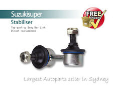 1 Front Right Sway Bar Link Kit Hyundai Accent 99-06 Stabiliser Pair