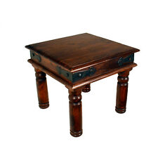 Indian Rosewood Thakat Jali Coffee Table 45cms Fairly Traded From India
