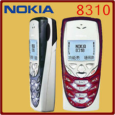 Genuine Unlocked Nokia 8310 - Red- Manufacturer Direct