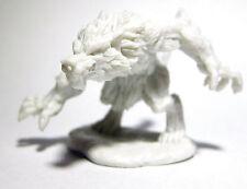1 x LYCANTHROPE WEREWOLF -BONES REAPER figurine miniature rpg loup garou 77464