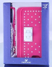 New Swarovski Jewelled Allegro Fuchsia Purse Strap For iPhone 6/6S Case 5125264