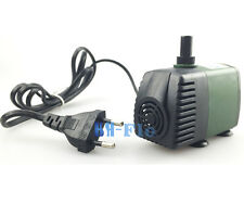 220V, 600L/H Submersible Pump Aquarium Fish Tank Fountain Water Hydroponic