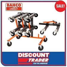 Bahco by Snap-On Car Dolly Vehicle Positioning Jack 5 Piece Kit - BH1CD680-Kit