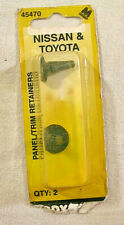 Cowl Panel/Trim Retainers,Dorman 45470,Nissan & Toyota,Qty: 2 in pack