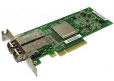 IBM QLE2562 Dual-port 8 Gb Fibre Channel Adapter PCIe x8 LP P/N PX2811103-28