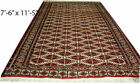 A Very attractive all vegetable dyes Azari rug. The pattern of this rug got insp
