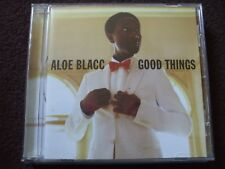 Aloe Blacc - Good Things CD.I Need A Dollar.Disc Is In Ex.Condition.