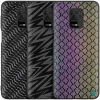 For Mi Redmi Note 9 Pro Max / Note 9S Nillkin Twinkle Case Slim Reflective Cover