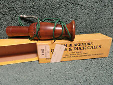 Canadian Honker B-003 call with box, Jim Blakemore, exc. cond.