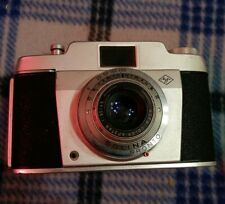 Vintage Agfa Pronto Solina 35mm Camera Shutter Works Free SH in USA