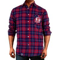 Sydney Roosters NRL 2021 Flannel Shirt Button Up T Shirt Sizes S-5XL!