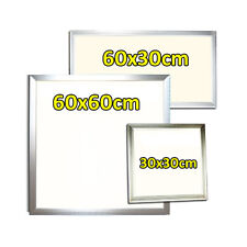 24W 36W 48W 72W LED PANEL LIGHT RECESSED 600x600 CEILING MODULAR LIGHTS OFFICE