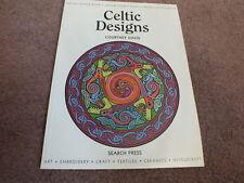 Celtic Designs Adult Coloring Book 32 Pages to Color Photocopiable Celtic Motifs