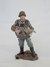 Figurine Collection Del Prado Infanterie Soldat Allemand Waffen SS Schutze