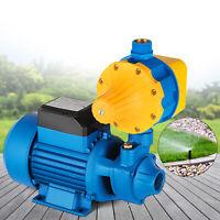 Electric Peripheral Pump Clean Water Garden Rain Tank Irrigation QB80 2300L/h