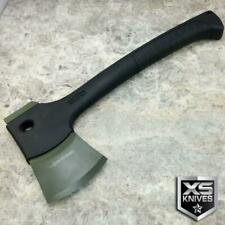 """13"""" Tomahawk Tactical Hunting Axe Camping Throwing Battle Hatchet Survival Knife"""
