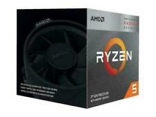 AMD Ryzen 5 3400G 3,7 GHz  Quad-Core (YD3400C5FHBOX) Processore
