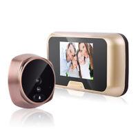 """4.3"""" LCD Digital Peephole Viewer 160° Door Eye Doorbell Video Color IR Camera"""
