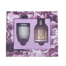 Peppermint Grove-Patchouli & Bergamot Small Candle & Diffuser Gift Set
