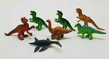 Dinosaur Safari ltd Mini Figure Lot Tyrannosaurus Rex Allosaurus Dolichorinchops