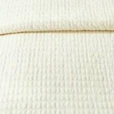 Hearth Hand Magnolia Texture Stripe Quilt Twin New Sour Cream