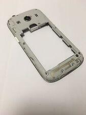 Original ! Samsung Galaxy Ace 4 G357F Mittelrahmen Middle Case Gehäuse Silber