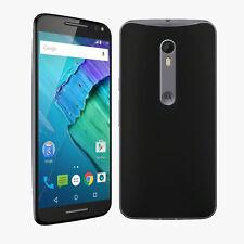 Motorola - Moto X 3rd Pure 4G 16GB Memory XT1575 2015 (Unlocked) Black Grade C