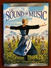The Sound of Music (Blu-ray - DVD, 1965, 45th Anniversary Edition) - BLU18
