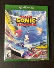 Team Sonic Racing (XBOX ONE) NEW