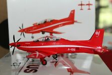 Pilatus PC-21 (A-106) Swiss Air Force, 1:72, Special Ed. for Switzerland