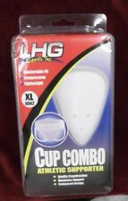 Lhg Sports Adult Hard Cup with Supporter New 
