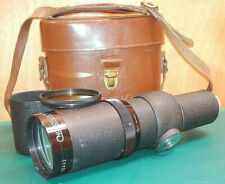 Novoflex Fernobjectiv 400mm 40cm f/5.6 primer Lente Teleobjetivo ⌀ 78-Exakta Montaje