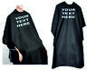Personalised Hairdressing Gown Custom Hairdresser Salon Cutting Cape Barbershop