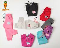 Girls Sweatpants Leggings Athletic Jogger Pants, Egyptian Cotton Size 2 to 16