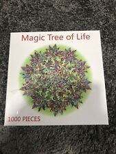 Bgraamiens Magic Tree Of Life Puzzle 1,000 Pieces Sealed