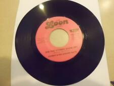 Johnny & His Leisure Suits 45 The Snowbird Song/Did The Stones Show Up 1981EX