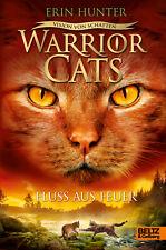 Warrior Cats Staffel 6 Band 5 Vision von Schatten Fluss aus Feuer VI / 5 + BONUS