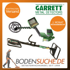 Garrett GTI 2500 Profiset TOS Metalldetektor & Tiefensonde
