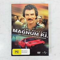 MAGNUM P.I. (1980) The Complete Season 2 DVD Box Set R4 (Aus Seller)