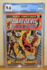 DAREDEVIL #99 CGC 9.6 - OW/W PAGES *AVENGERS & BLACK WIDOW APPEARANCE*