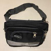 Travel Bum Bag Waist Belt Pouch Money Purse Zip Pocket