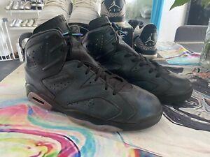 Nike Air Jordan 6 Retro Chameleon Gr. 47,5 Gebraucht/Gut