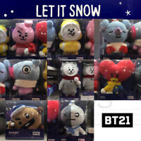 BTS BT21 Official Authentic Goods Plush Doll Winter Collection Ver