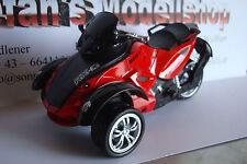 RX-X Spyder (  Bombadier - Can Am Spyder )  ROT Schwarz