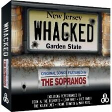WHACKED NEW 3 CDSET FEATURING 63 ORIGINAL SONGS IN THE SOPRANOS SINATRA & MORE