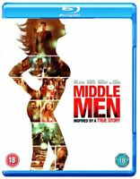 Middle Men [Blu-ray] [2009] [Region A and B and C] [DVD][Region 2]