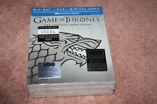 Game of Thrones: The Complete Third Season (Blu-ray Disc, Stark)
