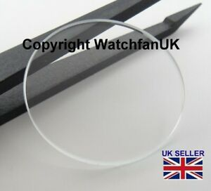 Replacement Mineral crystal For Omega Seamaster Cosmic 2000 #66