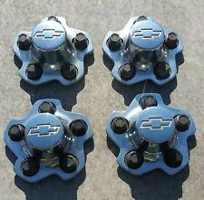 Chevrolet S-10 or Blazer center cap set (4 pieces) 1994-1999 part # 15710201