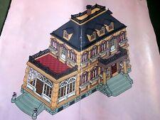 Playmobil 5300 Haus Nostalgie Puppenhaus 1900 Villa Eingerichtet